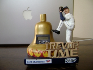 Trevor Time Alarm Clock