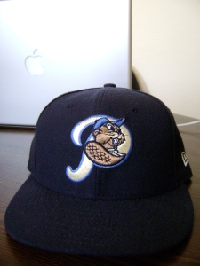 Portland Beavers Hat (Home)