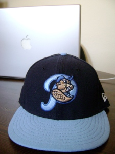 Portland Beavers Hat (Away)