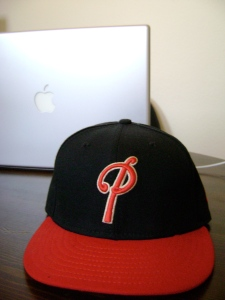Portland Beavers Hat (Home 2001-2007)
