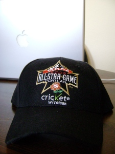'09 Triple A All-Star Game Hat