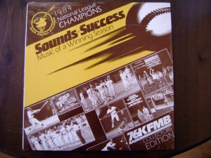 KFMB Sounds of Success Record (Front)
