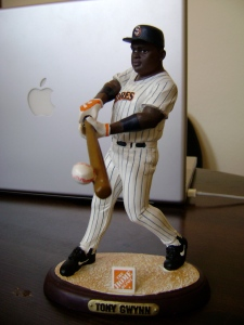 Tony Gwynn Home Depot Statue (Front)